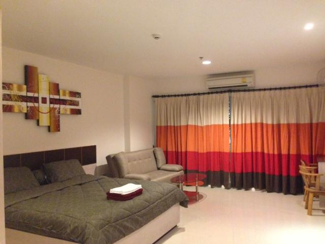 266 Studio Standard - Condominium - Central Pattaya -