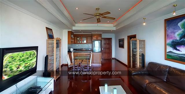 346 2BR Luxury - Sea View - Condominium - Pratumnak Hill -