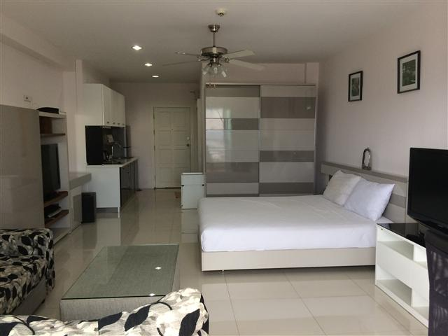 VT6 22/854 Studio Luxury - Sea View - Condominium - Pattaya Central -