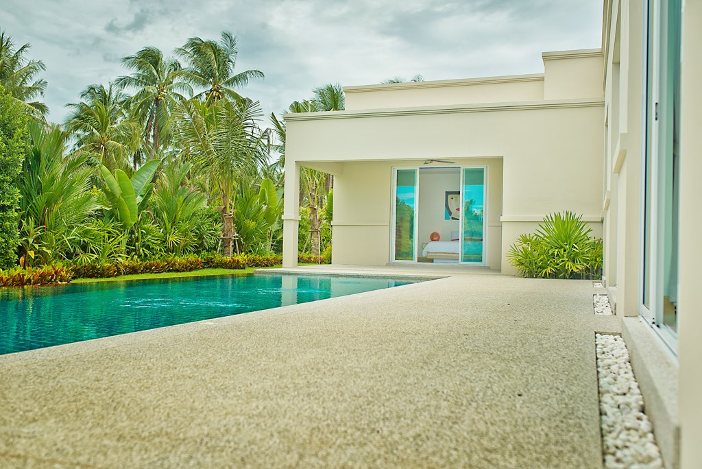 For RENT - 3BR villa with private pool - House - Lake Maprachan -