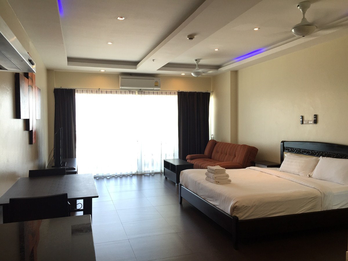 769 Studio Standard - Sea View - Condominium - Central Pattaya -